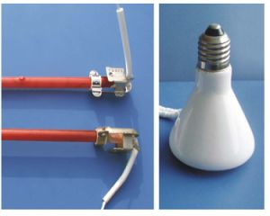 Halogen Heating Tube Heating Element Infrared Heat pictures & photos