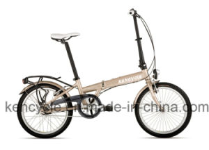 "New Fation 20"" Gear Aluminum Alloy Folding Bike/Floding Bicycle/Special Bike pictures & photos"