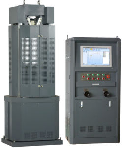 WEW-1000B Universal Testing Machine with PC Control pictures & photos