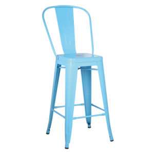 The Best Selling Metal Bar Stool, Specific Used in Bar, Cafe, Restaurant Zs-T626dB pictures & photos