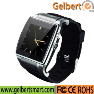 Gelbert L88 Camera FM Radio Bluetooth Smart Watch Mobile Phone pictures & photos