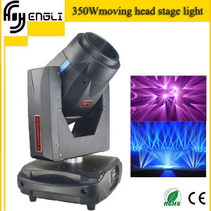 350W Spot Moving Head Beam with 17r Yodn Bulb (HL-350ST) pictures & photos