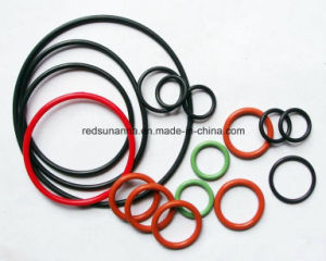Waterproof Silicone O Ring pictures & photos