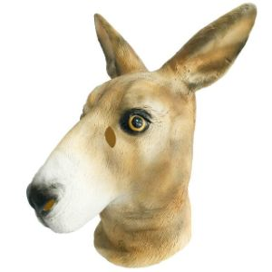 Latex Full Head Australia Symbol Animal Kangaroo High Quality Fancy Party Masks pictures & photos