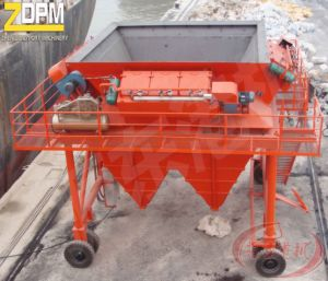 50cbm Rubber Type Mobile Dust-Proof Hopper pictures & photos