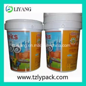 Heat Transfer Printing Film for Plastic Bucket pictures & photos