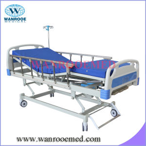 Bam302b Medical Patient Sleep Bed with Mattress pictures & photos