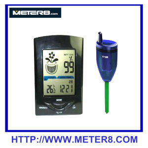 Wireless Soil Moisture Meter with Thermometer XH300 pictures & photos