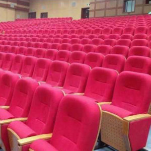 Auditorium Chairs for Public Furnitures, School Furnitures, School Chair (R-6131) pictures & photos