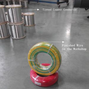 Anticorrosion Heat Resisting Electric Wire Equipment Internal Wire Cable pictures & photos