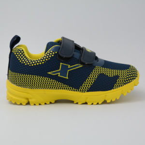 Super Low Price Sports Running Sneaker Leisure Kids Shoes (AKCS32) pictures & photos