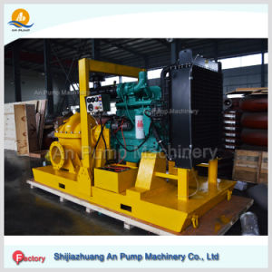 Split Casing Corrosion Resisting Marine Diesel Engine Sea Water Pump pictures & photos