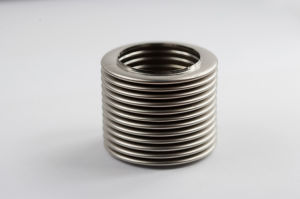 Manufacturing! Stainless Steel Bellows, 304L, Corrugated Pipe 35*12 pictures & photos