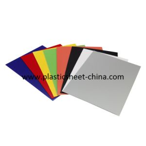 Asa/ABS Composite Plastic Sheet with Excellent Weather Resistant for Outdoor Application pictures & photos