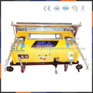2016 Small Automatic Lime Plastering Machine for Selling pictures & photos