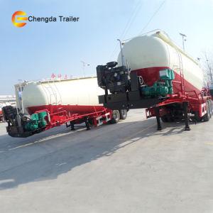 Brand New Bulk Cement Pump Transport Mixer Semi Truck Trailer pictures & photos