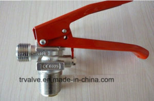 Brass CO2 Fire Extinguisher Valve