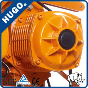 High Material Electric Hoist From China Manufacture pictures & photos