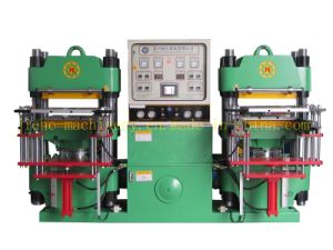 Horizontal Automatic Rubber Silicone Hydraulic Press Machine for Oill Seals Made in China pictures & photos