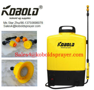 16L Knapsack 4000mAh Lithium Battery Sprayer pictures & photos