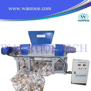 Single Shaft Waste Plastic Shredder System pictures & photos