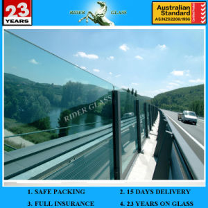 4mm-19mm Toughened Glass and Clear Tempered Glass and Shower Glass pictures & photos