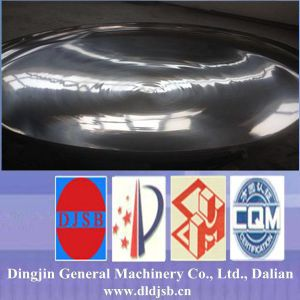 Stainless Steel Gas Separator Dished Head pictures & photos