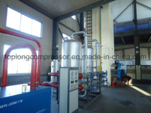 500L Per Hour Cryogenic Liquid Nitrogen N2 Generator pictures & photos