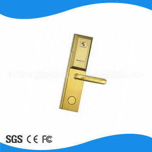 Stainless Steel Hotel Networking Wireless Door Lock pictures & photos
