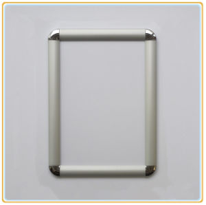 Aluminum Clip Snap Frame with Round Corner (A1) pictures & photos