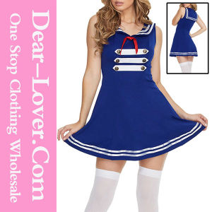 Fashion Sexy Pin up Sailor Costume pictures & photos