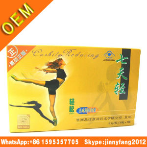 Healthy Cushily Reducing 7 Days Weight Loss Capsule pictures & photos