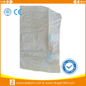 Cheap High Quality Cotton Material Organic Adult Diaper Disposable pictures & photos