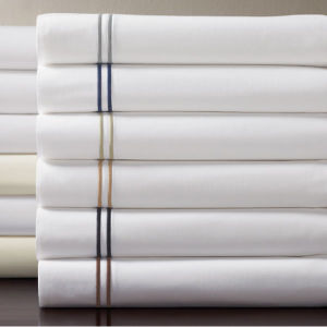 Grande Hotel Egyptian Cotton Percale Duvet Cover Embroidery Bedding Set pictures & photos