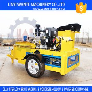 Clay Brick Machine in Pakistan Wt1-20m pictures & photos