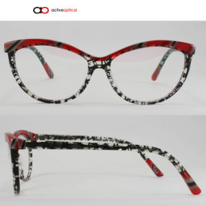 Fashion Top Quality Acetate Eyewear with Your Own Logo (M15137)