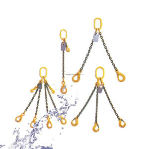 Good Quality Chain Sling with 2 Flexileg pictures & photos