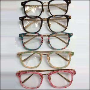 2016 Fashion Acetate Eyeglasses Optical Frame for Woman pictures & photos