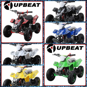 Upbeat 49cc ATV Pull Start with 6 Inch Wheels pictures & photos