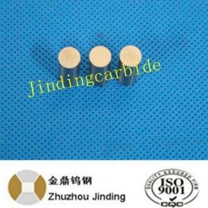 Tungsten Carbide Round Rod with Grinding Outside Diameter pictures & photos