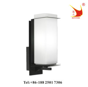 IP 54 Aluminum and Acrylic Water Proof Outdoor Wall Lamp