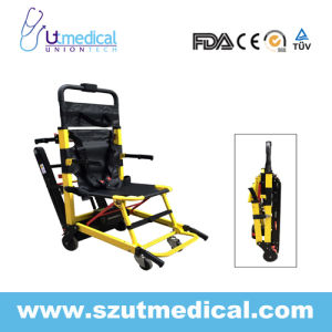 Electric Stair Chair for Old People, Electric Climbing Chair, Electric Evacuation Chair, Electric Stair Stretcher