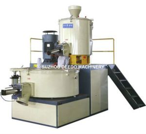 Hot and Cold Plastic High-Speed Mixer Machine pictures & photos