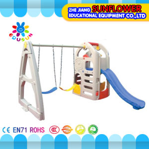 Children′s Swing Paradise Outdoor Solitary Equipment Swing Combination Children Toys (XYH12064-3)