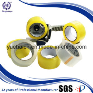 Professional Manufacturer of Yellowish OPP Packing Tape pictures & photos