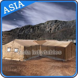 Fashion Srtyle Inflatable Military Tent, Inflatable Tent Camping, Inflatable Tent for Camping Outdoor, Inflatable Camping Lawn Tent pictures & photos