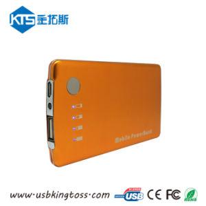 Free Sample Ultra-Thin LED Indicator 3500mAh Portable Power Bank