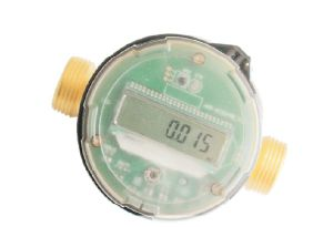 Ultrasonic Water Meter pictures & photos