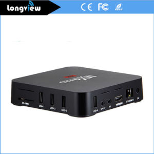 OEM HDMI Mxq PRO Android 5.1 S905 Quad Core Ott Android TV Box pictures & photos