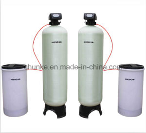 Hard Water Resin Softener Device Well RO Water Treatment System pictures & photos